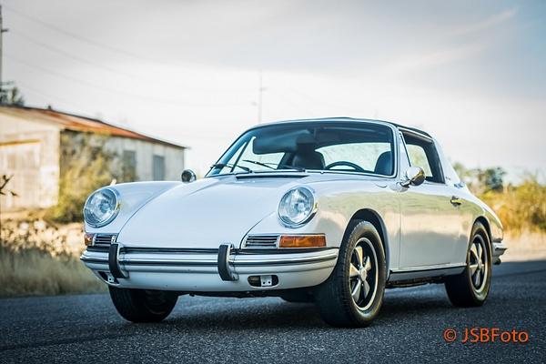1968 Porsche Targa 911L by MattCrandall