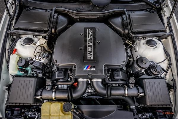 White BMW M5 by MattCrandall