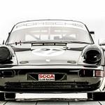 Porsche Turbo Race Car