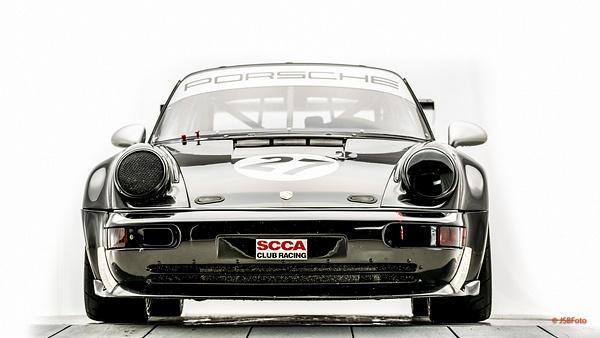 Porsche Turbo Race Car by MattCrandall