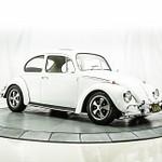 1967 VW Bug Sunroof
