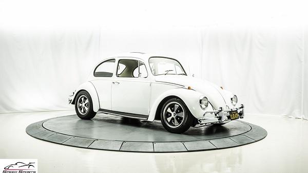 1967 VW Bug Sunroof by MattCrandall