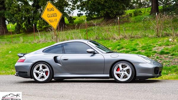 2002 Porsche Turbo by MattCrandall