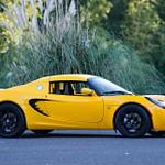 Lotus Elise Yellow