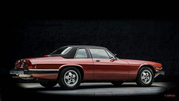 1987 Jaguar XJSC by MattCrandall
