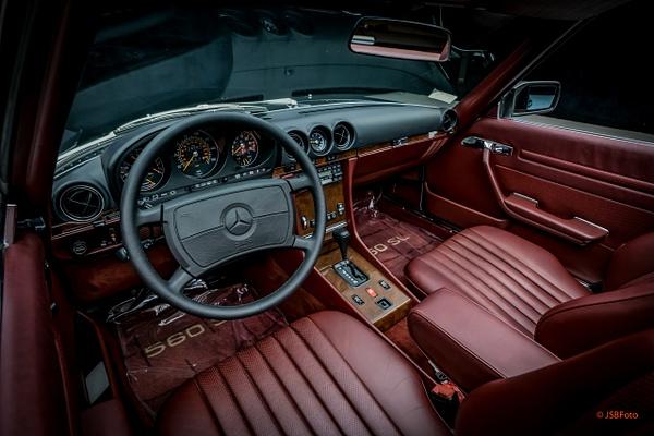 1989 Mercedes Benz 560 SL by MattCrandall