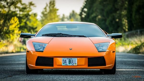 Lamborghini Murcielago by MattCrandall