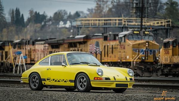 1973 Porsche 911 Special by MattCrandall