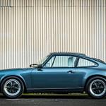 1988 Porsche 911 Venitian Blue
