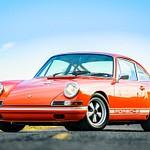 1968 Porsche 911R hotrod