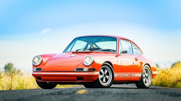 1968 Porsche 911R hotrod by MattCrandall