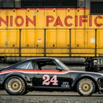 Porsche Interscope 934.5 race car
