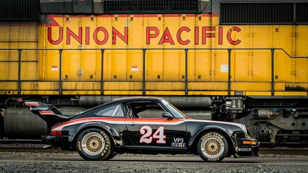 Porsche Interscope 934.5 race car by MattCrandall