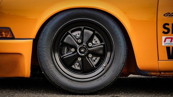 Orange Spec 911 by MattCrandall