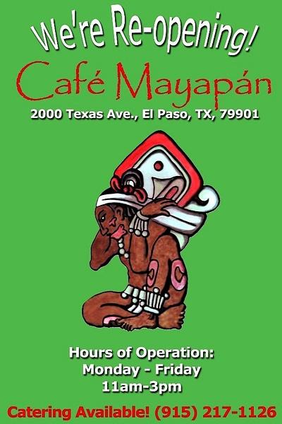 Cafe Mayapan
