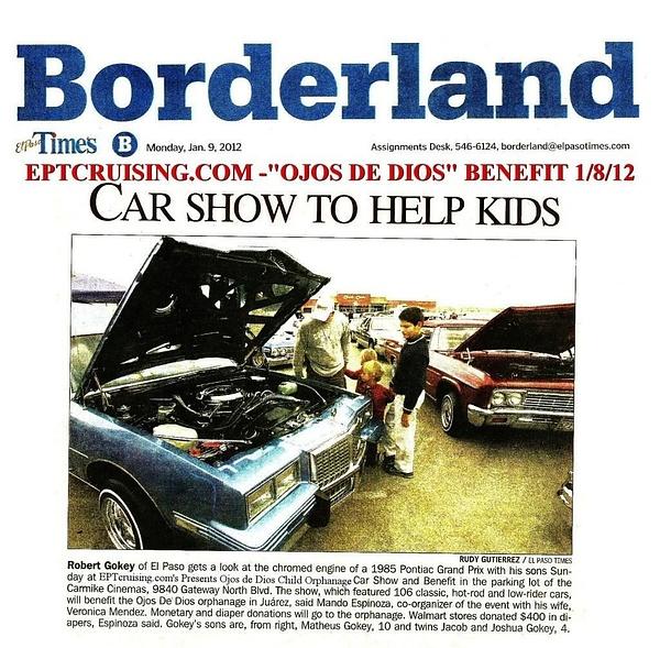 EP TIMES / BORDERLAND