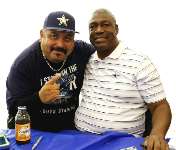 5 Time Nfl Ring Champ - Charles Haley