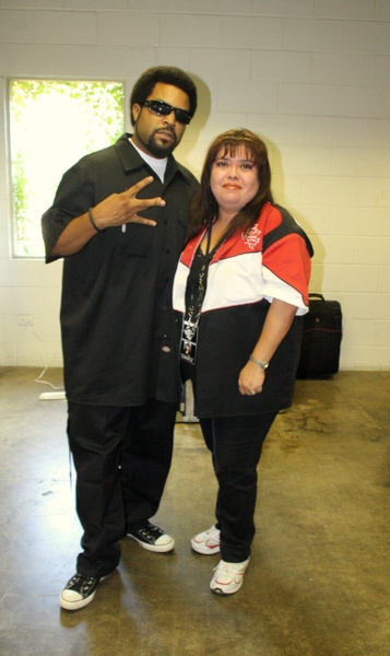ICE CUBE - Dallas, Tx.