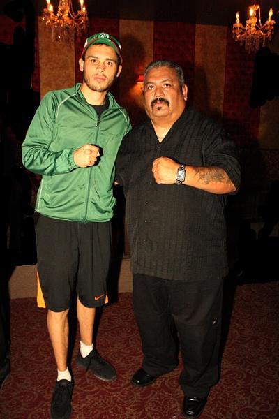Boxer Former Champ Julio Cesar Chavez Jr. - EPT