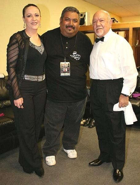 Comedians Chabelita & Sergio Corona Mex. Comedians