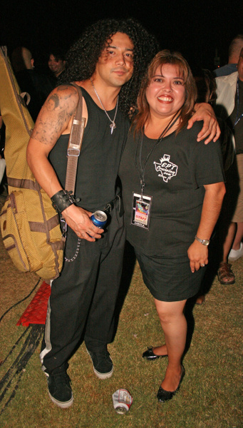 Chris Perez Of The Kumbia kingz & selenas Ex-Husnband - EPT