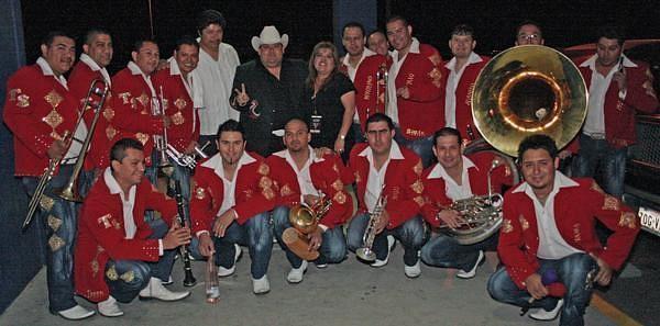 El Coyote Y Su Banda Tierra Santa - EPT