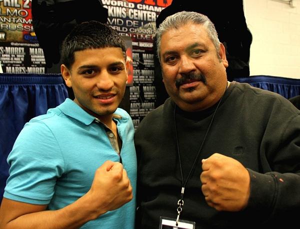 Boxing Champ Abner Mares - EPT