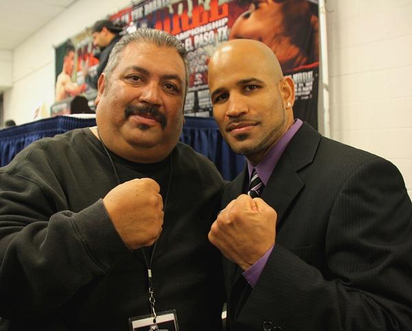 Boxing Former Champ Eric Moriel - EPT
