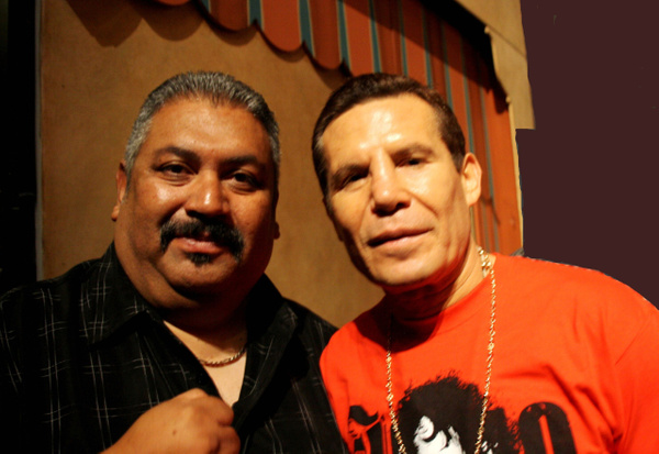 Boxing Legend - Julio Cesar Chavez Sr.