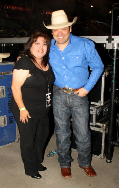 Intocable Vocalist Ricky Munoz - EPT