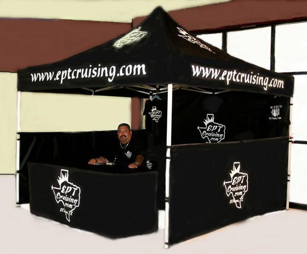 Eptcruising's Full Display Canopy