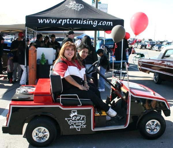 Eptcruising's Golf cart