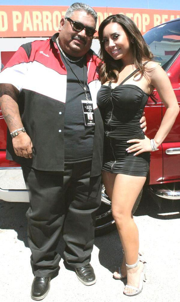 Lowrider Model Pam Rodriguez - EPT