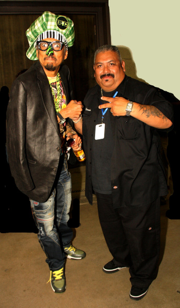 SHOCK G OF DIGITAL UNDERGROUND -  - Mesa, Az.