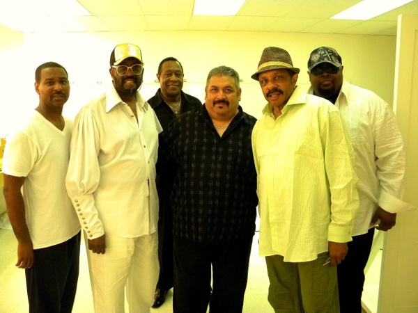 The Temptations 2011 - EPT