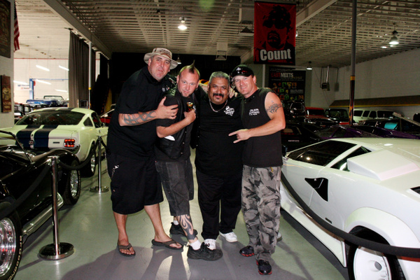 TV SHOW COUNTING CARS  - Las Vegas, Nv.