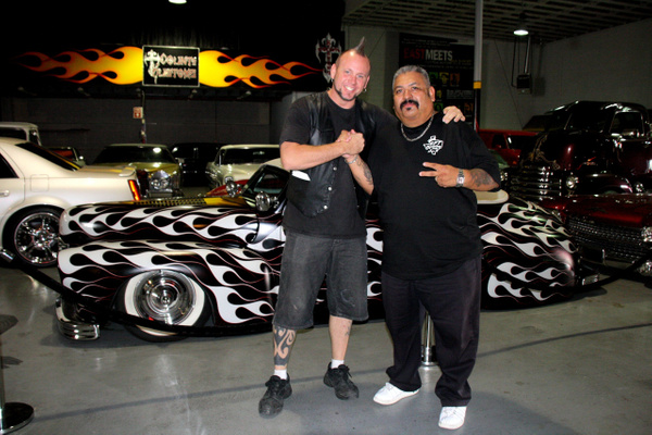 TV SHOW COUNTING CARS -  Horny Mike - Las Vegas, Nv