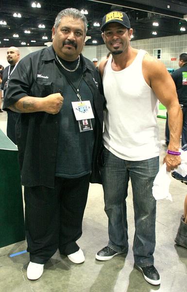 Wwe Chavo Guerrero - Los Angeles, Ca.