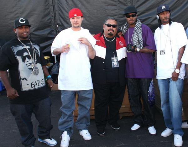 LIL E, BONES, THUGS AND HARMONY -  - Las Vegas, Nv.