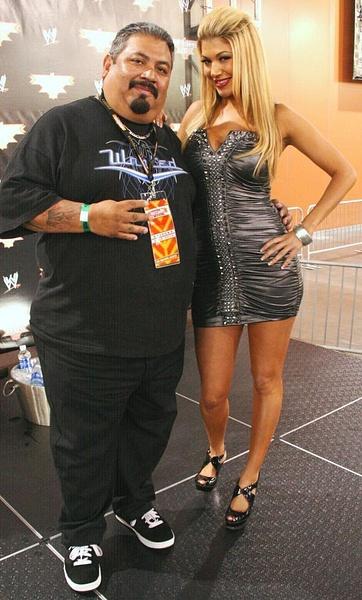 WWE ROSA MENDEZ - Phoenix, Az.