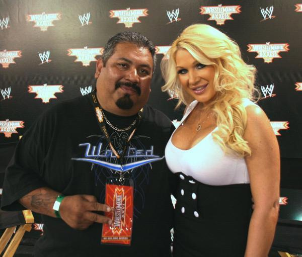Wwe Jillian Hall - Phoenix, Az.