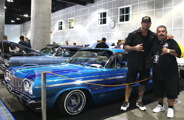 Wwe's David Batista & his 64' - Los Angeles, Ca.