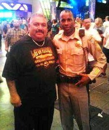 TV SHOW VEGAS STRIP - Sgt. Tom Jenkins / Las Vegas, Nv.