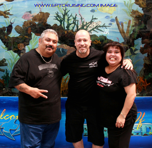 TV SHOW TANKED -  Brett Raymer LV. Nv. 2014