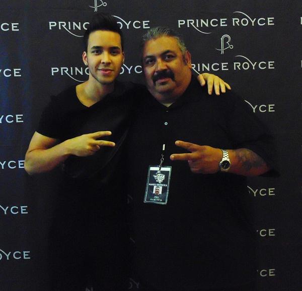 Prince Royce EPT 2014