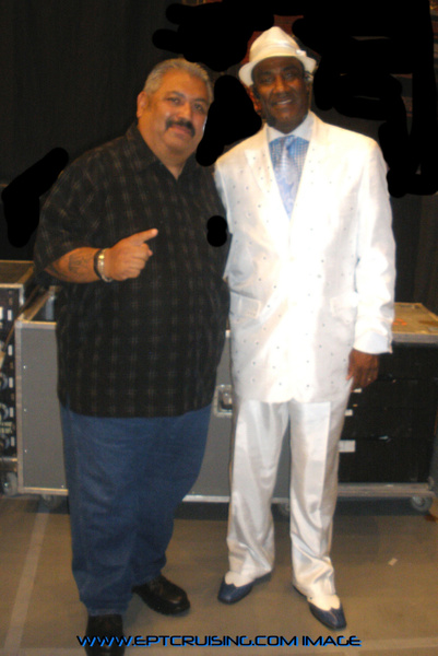 Zapp Band's Terry Zapp Troutman