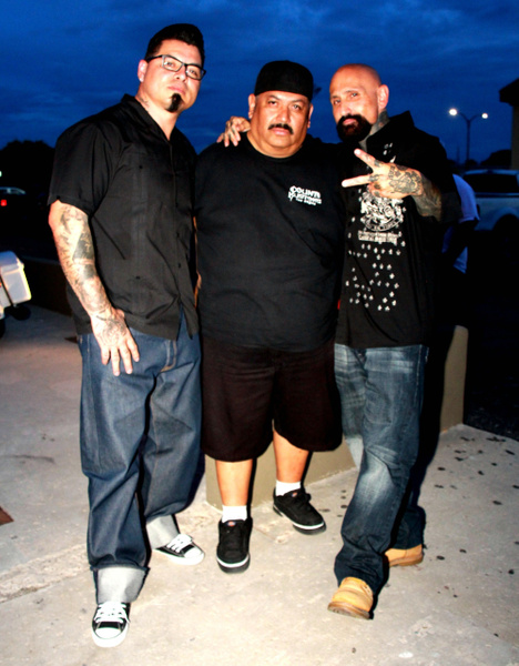 TV SHOW INK MASTER -BIG CEE & LASARDO