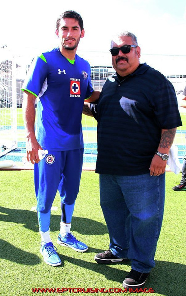 Goalie Jesus De Corona - EPT