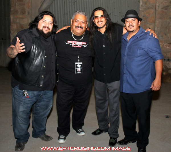 LOS LONELY BOYS / EPT