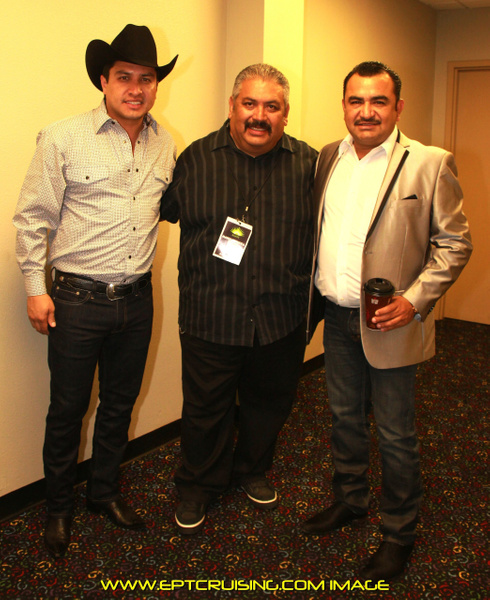 JULION ALVAREZ & TONY MELENDEZ  Of Primavera